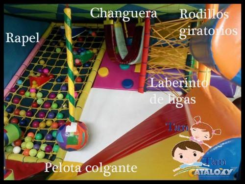 Juegos Infantiles Para Areas Reducidas Vendo En Tlalpan Otros